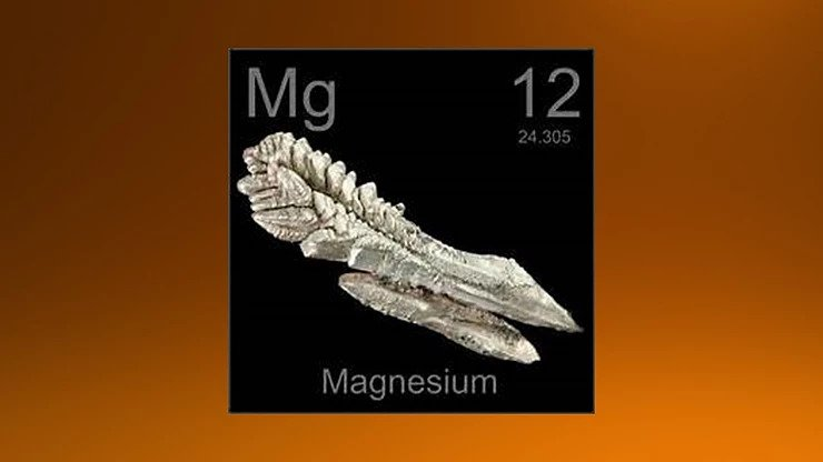 No Magnesium; No Mental Health